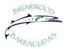 Briarwood Barracudas Logo