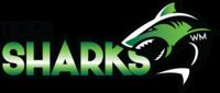 West Memorial Tiger Sharks Logo