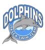 Itasca Dolphins Swim Team Logo