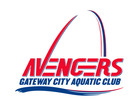 Gateway City Aquatic Club Logo