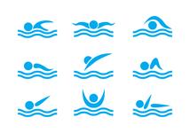 Free-swimming-vector
