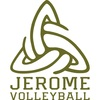 Dublin Jerome HS Girls Volleyball Logo