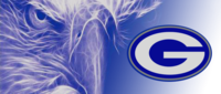 Georgetown High School Swimming Logo