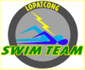Lopatcong Swim Team Logo