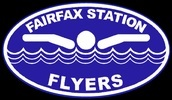 Fairfax Station Flyers Logo