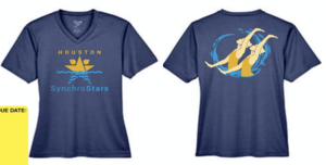 2019-2020 Season Blue Team Shirt