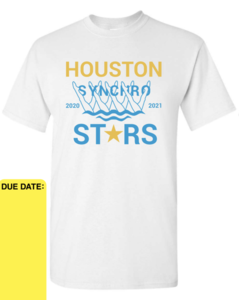 2020-2021 Season T Shirt (Included in Registration)