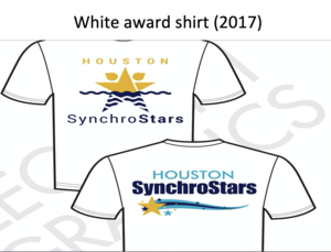 White Awards Shirt