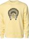 Yellow_crew_neck_long_sleeve_sweatshirt