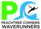 Peachtree Corners Waverunners Logo