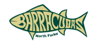 North Forke Plantation Barracudas Logo