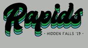 Hidden Falls Rapids Logo