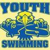 Youth Swimming Swim Team Logo