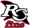 Rock Creek Fins Dive Team Logo
