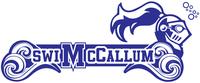 McCallum High School swim team Logo