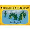 Spotswood Sea Serpents Logo