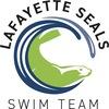 Lafayette Seals Swim Team Logo