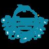 Chancellor Blue Dolphins Logo