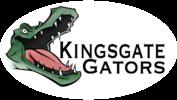 Kingsgate Gators Swim Team Logo