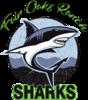 Fair Oaks Ranch Sharks Logo