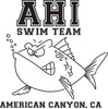 AHI Swim Team Logo