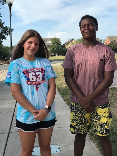New Records for All Star's Posted on July 17, 2019 Congratulations to Ali Sarrantonio and Julian Mercer!   Ali set the new record for the 11-12 100IM   Julian set the new record for the 13-14 50 Free