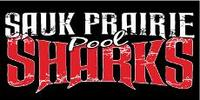 Sauk Prairie Pool Sharks Logo