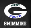 Glenbard West-South Boys Swimming Logo