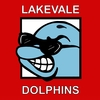 Lakevale Estates Dolphins Logo