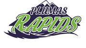 Plumas Rapids Swim Team Logo