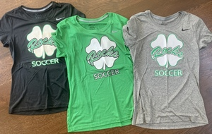 3 Training Shirts- SIZE SMALL-SOLD OUT!!