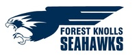 Forest Knolls Seahawks Swim Team Logo