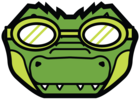Little Hunting Park Gators Logo