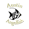 Austin Angelfish Synchronized Swimming Team Logo