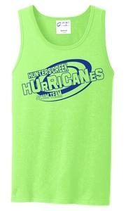 2018 Hurricanes Swim Team Tank Top (sleeveless)