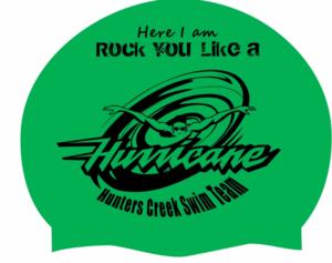 Hurricanes Swim Cap