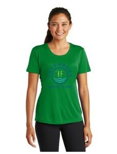 2021 Ladies Dri-Fit Shirt *with FF logo*