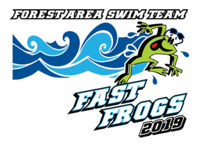 2019 FAST Frog Window Decal PERSONALIZED copy