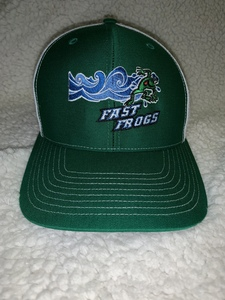 2021 Truckers Hat *with FROG logo* PERSONALIZED