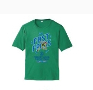 2021 Team T-Shirt with Frog Logo