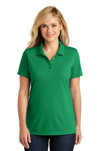 2021 Women's Dri-Fit type Polo *with FROG logo embroidered*