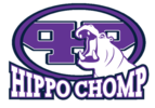High Point Pool HiPPos Swim Team Logo