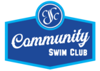Community Swim Club Summer Swim Team Logo