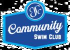 Community Swim Club Summer Swim Team Logo