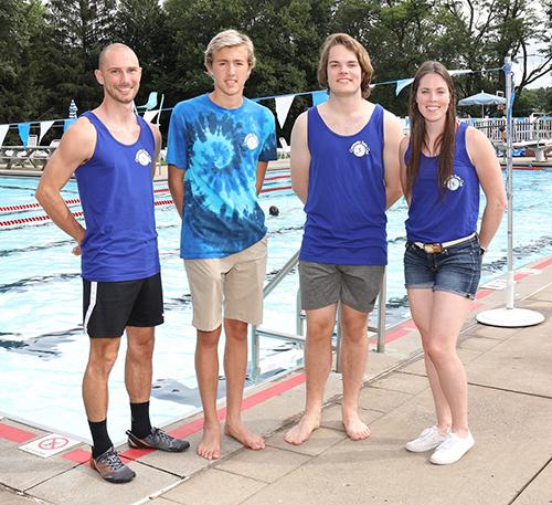 Community Swim Club Coaches