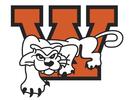Woodside High School Swim Team Logo