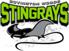 Covington Woods Stingrays Logo