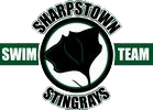 Sharpstown Swim Team Logo