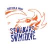 Hayfield Farm Swim & Dive Logo