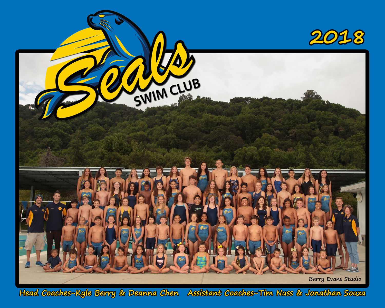 Seals Team Photo